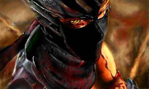 Open your eyes Ryu Hayabusa - Ninja gaiden by MukuRokU