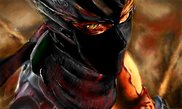 Open Your Eyes Ryu Hayabusa Ninja Gaiden By Mukuroku On Deviantart