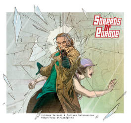 Streets of Europe cover #1
