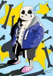 Sans: ready for a bad time?
