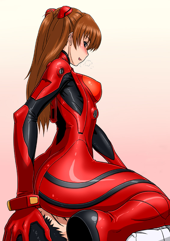 Asuka Facesitting by Slave4femalelaw on DeviantArt