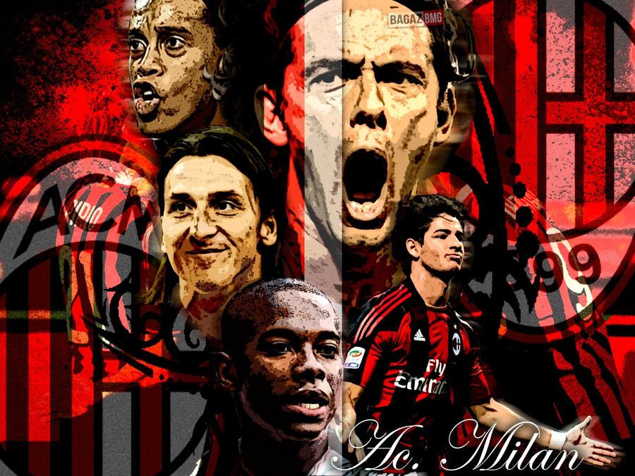 AC MILAN by leonardom9