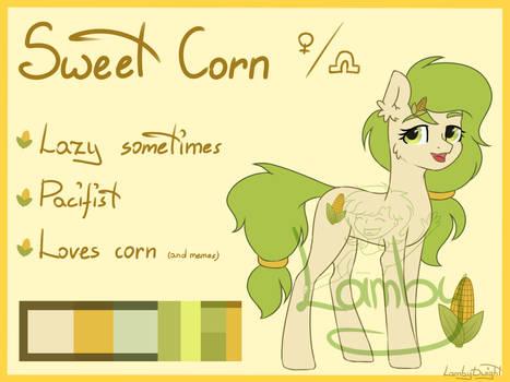 Adopt - Sweet Corn