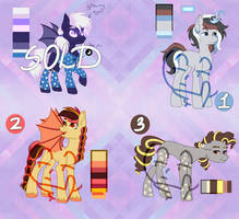 [OPEN] Fixed price adopts