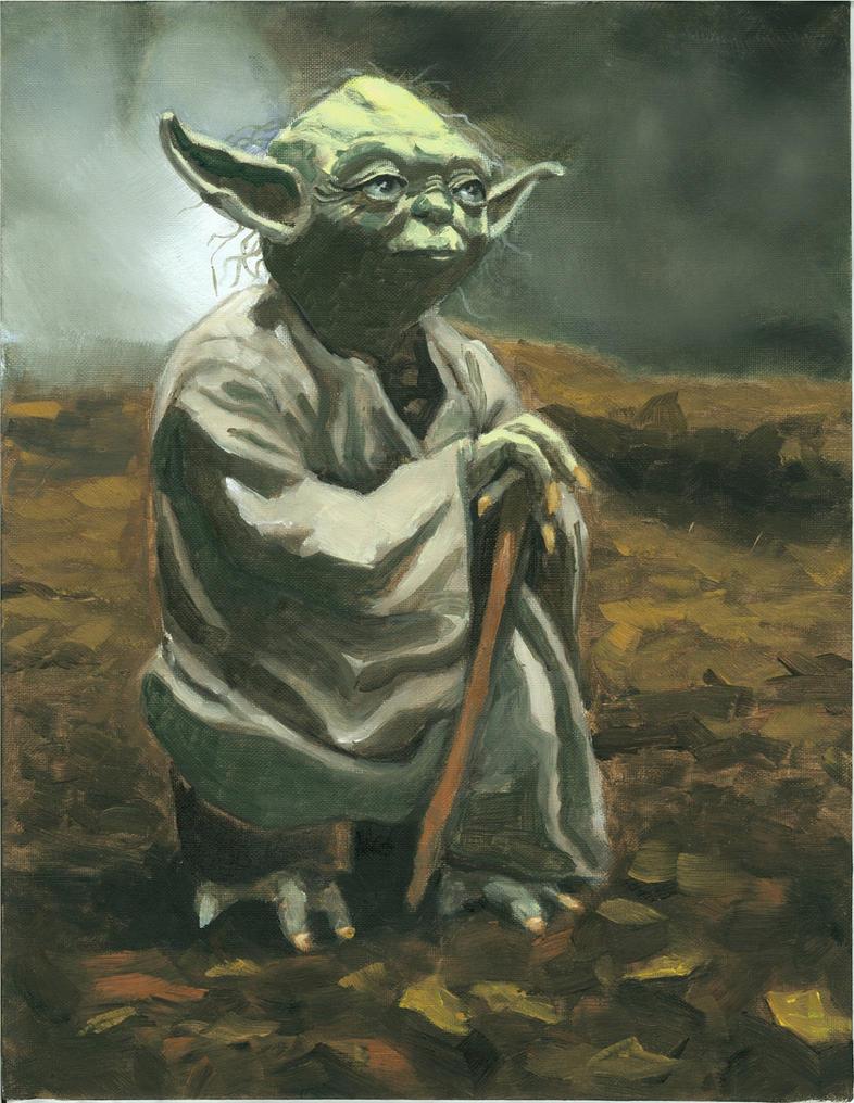 Yoda by Forsaken91
