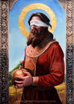 One unlucky king by Darko-Stojanovic-Art
