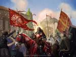 Triumph in Constantinople
