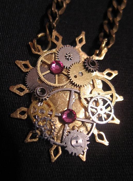 'Watchworks' pendant