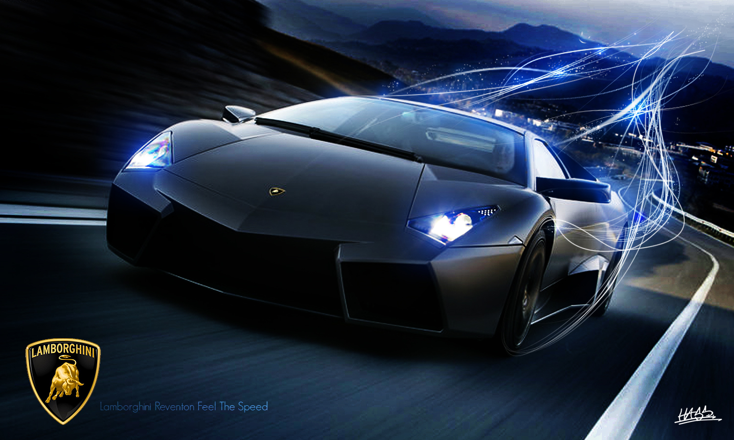 Lambo Reventon By Hassdesign On Deviantart