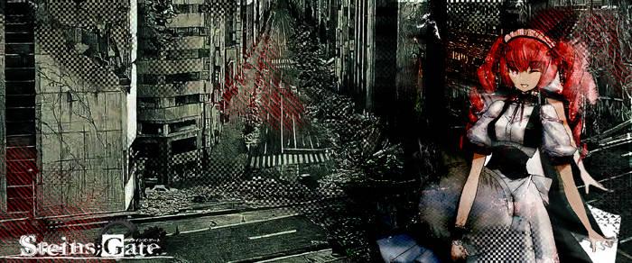 Steins Gate artwork