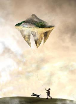 Island Kite Concept