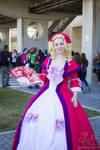 Marie Antoinette Cosplay