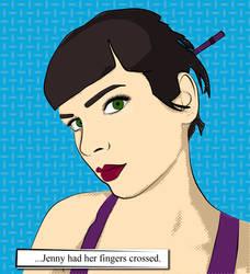 Jenny by solemnraven