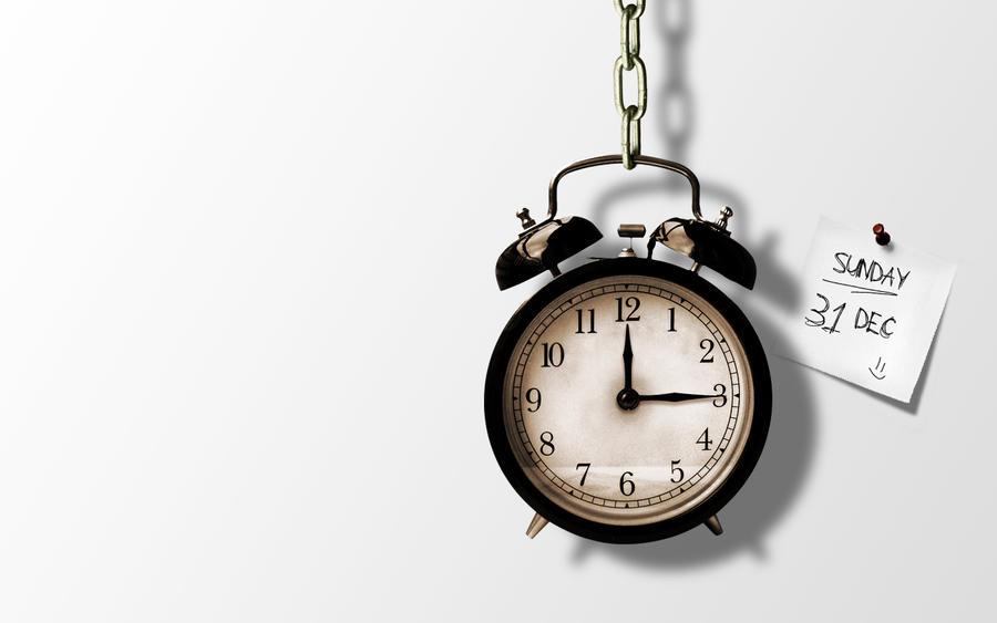 Wallpaper clock White by LuckeBjucke on DeviantArt