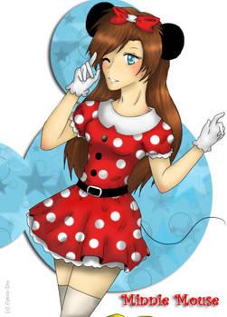 D-A 1 : Minnie Mouse