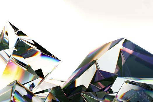 Crystal - Entangled Photons