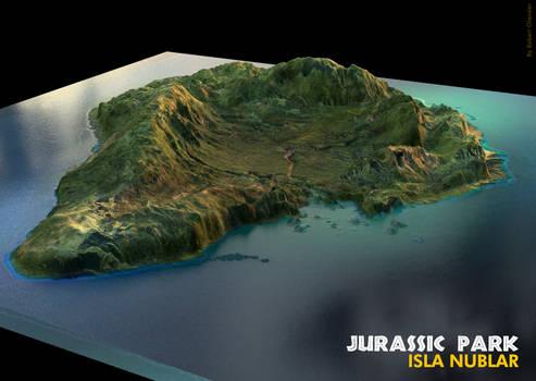 Isla Nublar - Jurassic Park