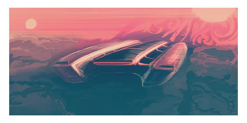 SkyBlaze by fluxcreations