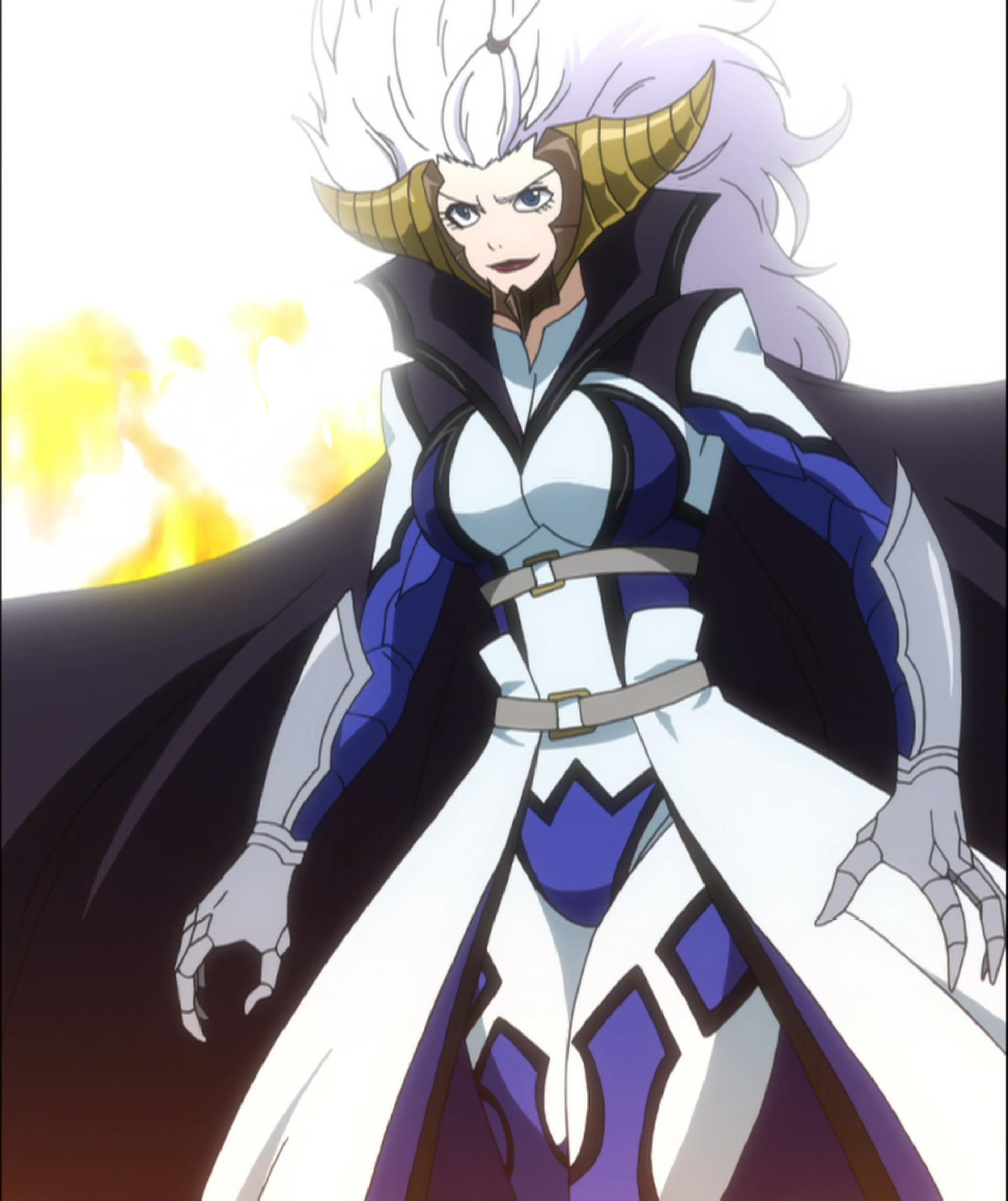 Fairy Tail 30 1080p Mirajane Satan Soul By Domesticabuseisfunny On