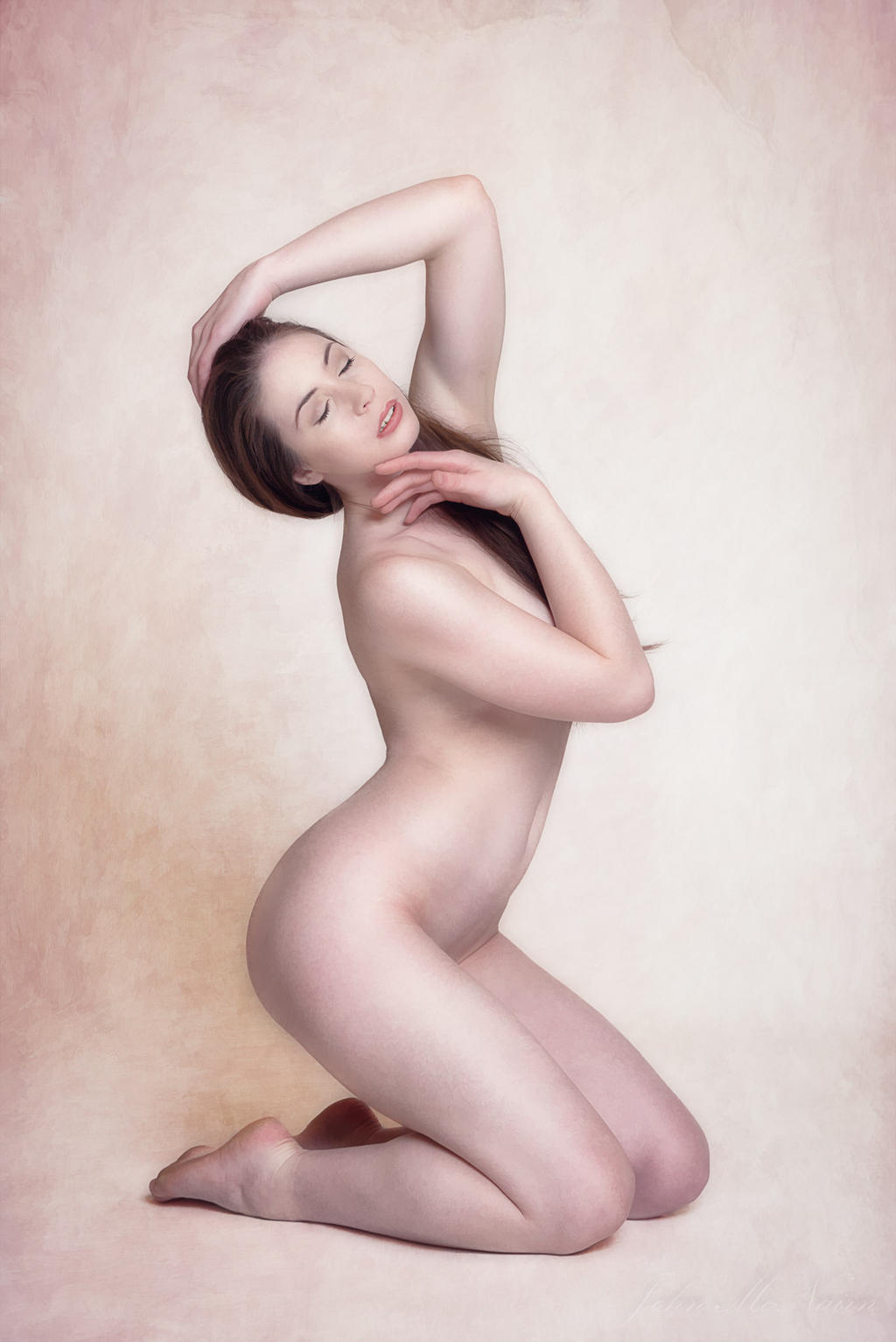 Elle in Blush by Fox2006