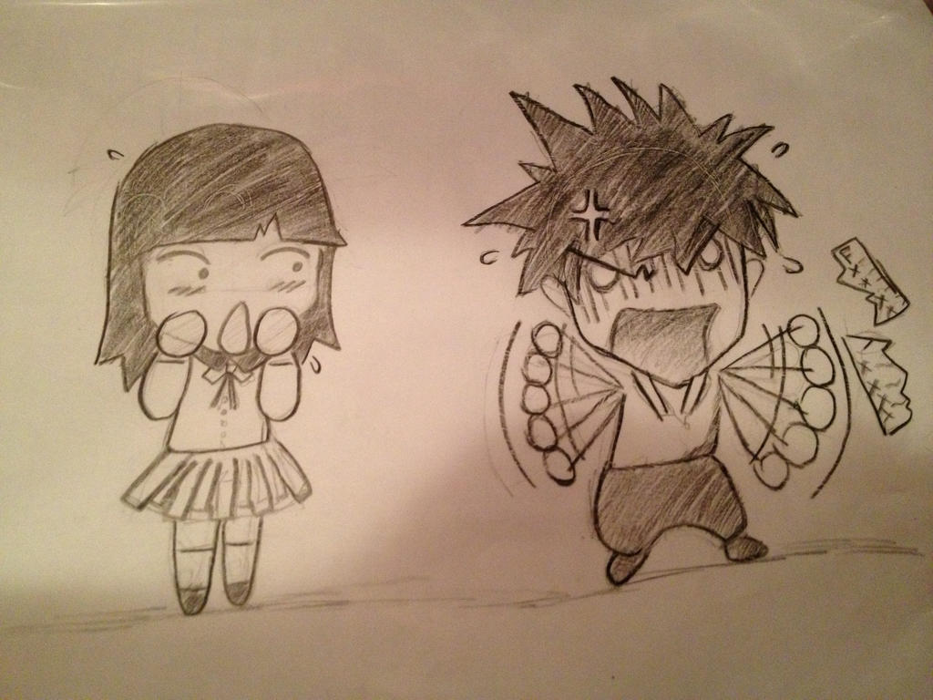 angry boy drawing - photo #10