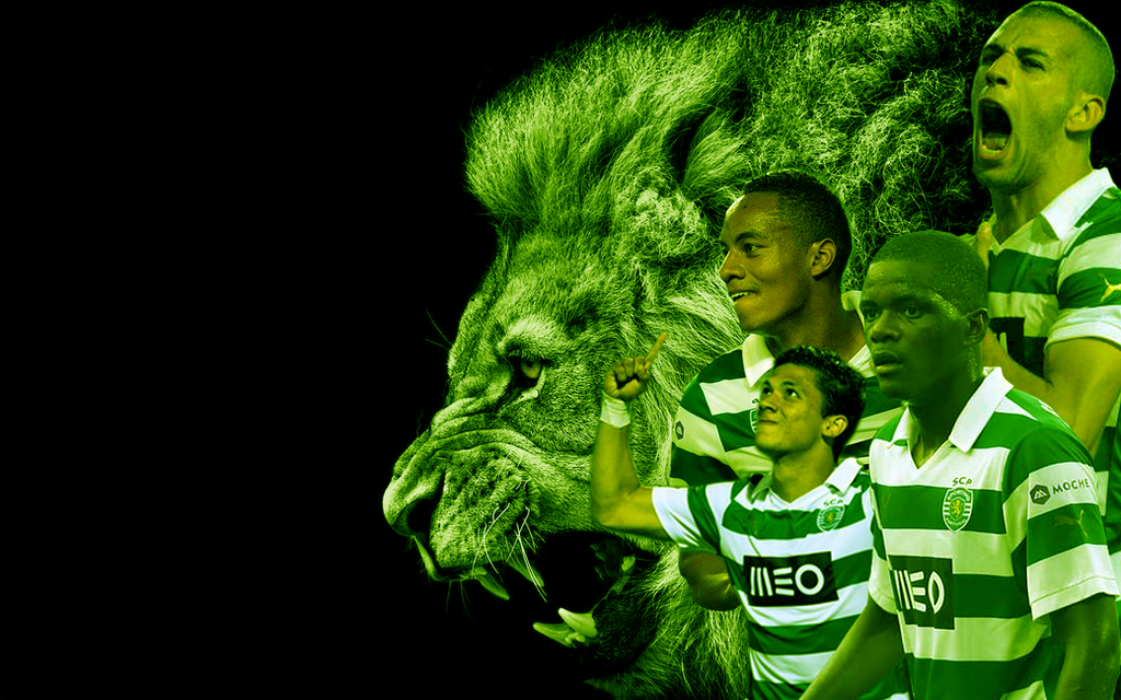 Sporting CP Wallpaper By Zecaman