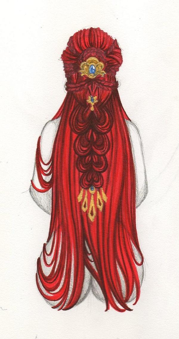 The Princess by blob-du-chaos
