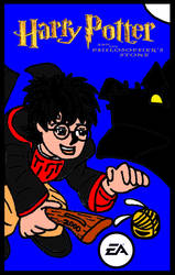 EA Harry Potter And The Philosopher's Stone by Santilario