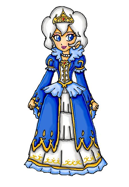 MPC-queen greenda by cutelovelygirl