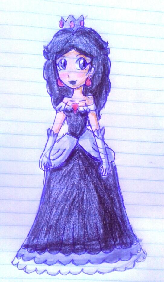 Princess Raven by cutelovelygirl