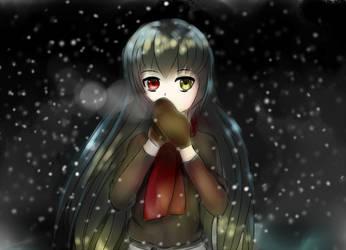 Snow by Anfulu