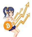 Bitcoin-chan by Anfulu