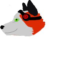 Rao fox headshot by corvusraven