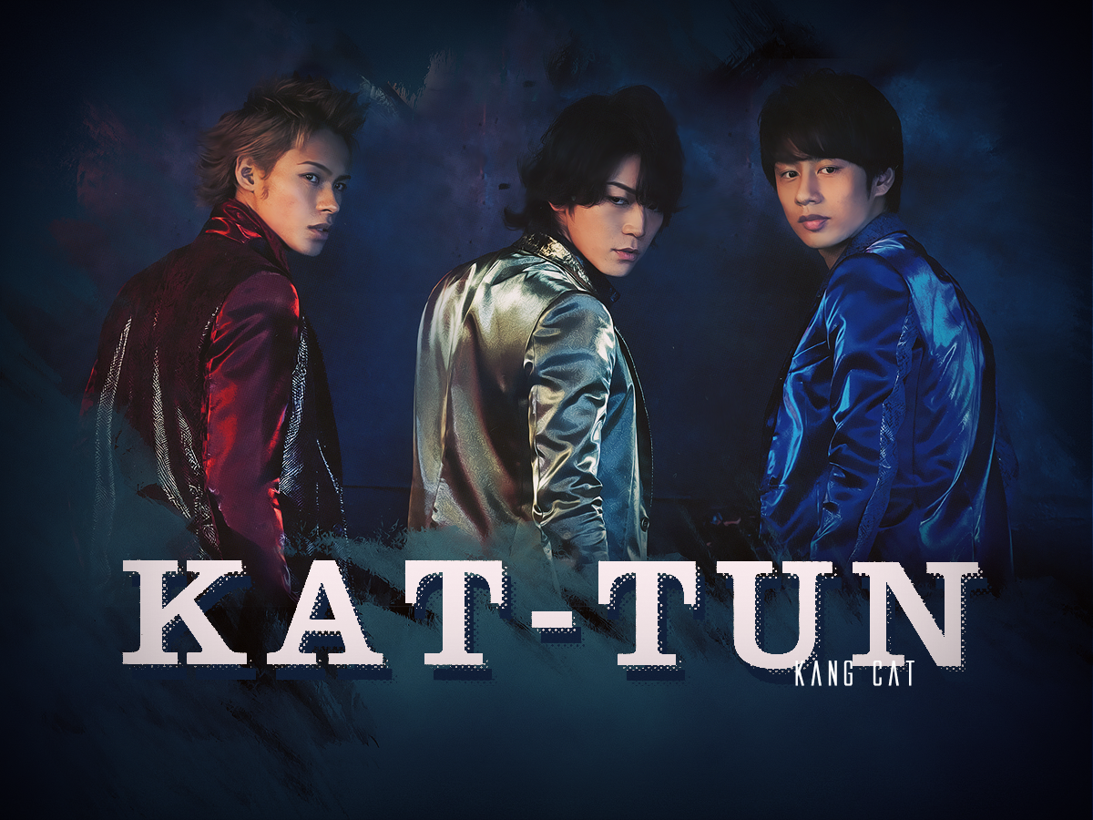 KAT-TUN 3 by Kang-Cat