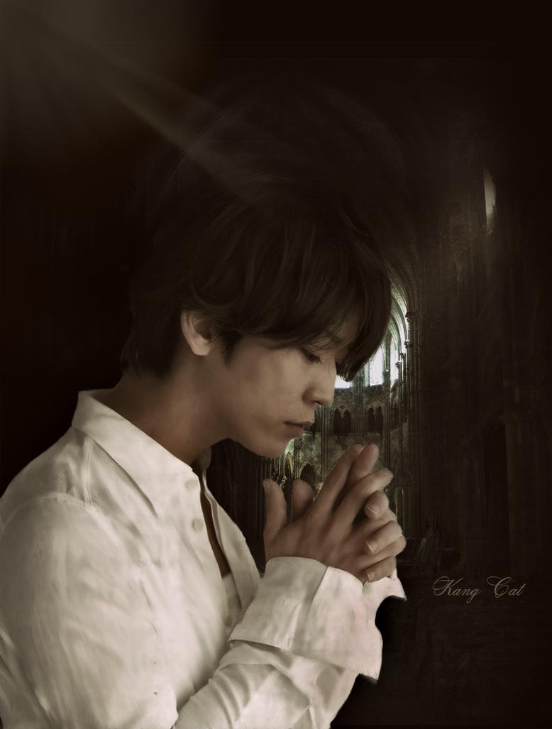 Kazuya Kamenashi: Prayer by Kang-Cat