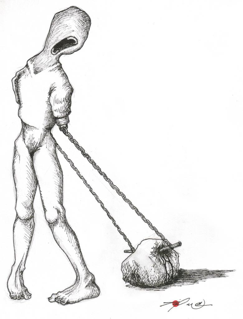Silent Hill Monster Concept 5 By Kaitentou On Deviantart