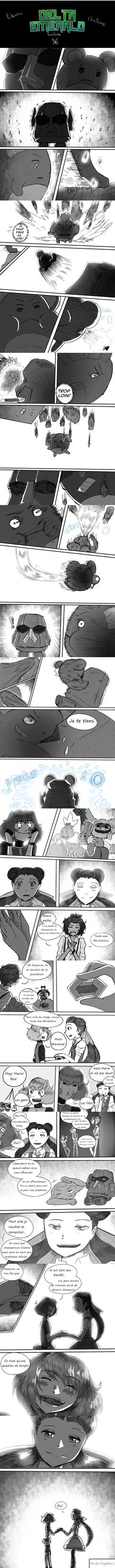 Nuzlocke Story: Emeraude Delta 36VF by kagura-chan-otaku