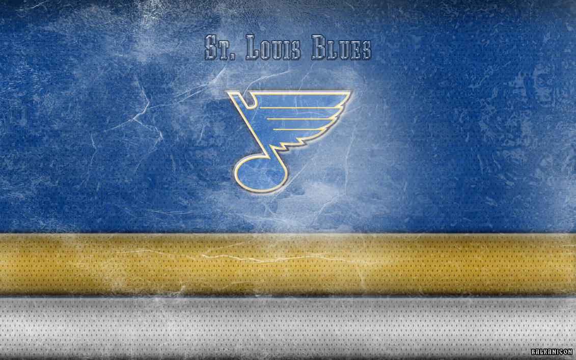 St Louis Blues Wallpaper By Balkanicon