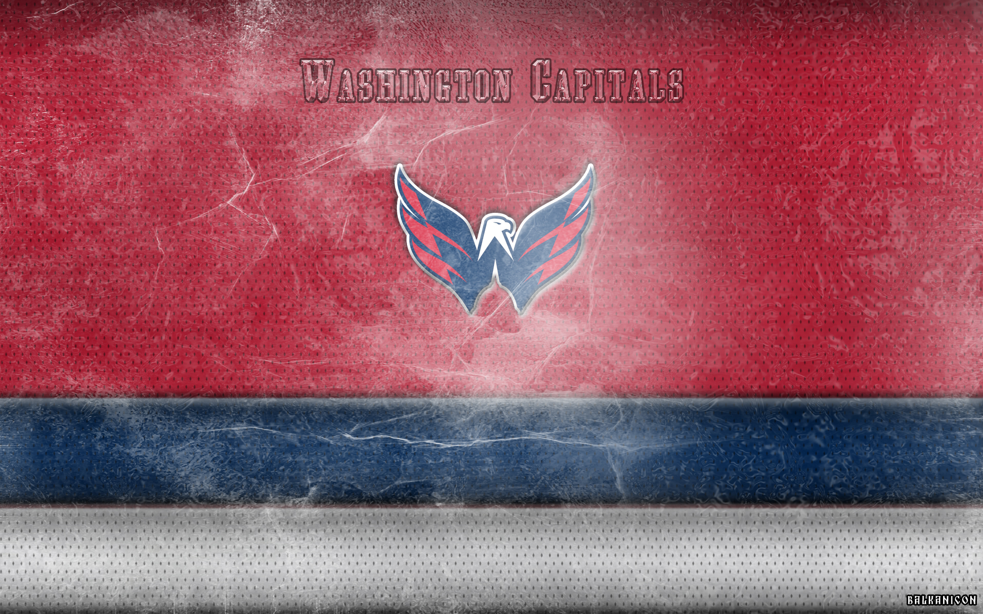 washington capitals wallpaper by balkanicon on deviantart
