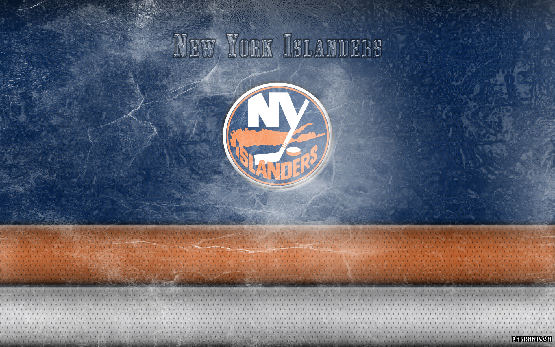 New York Islanders Wallpaper By Balkanicon