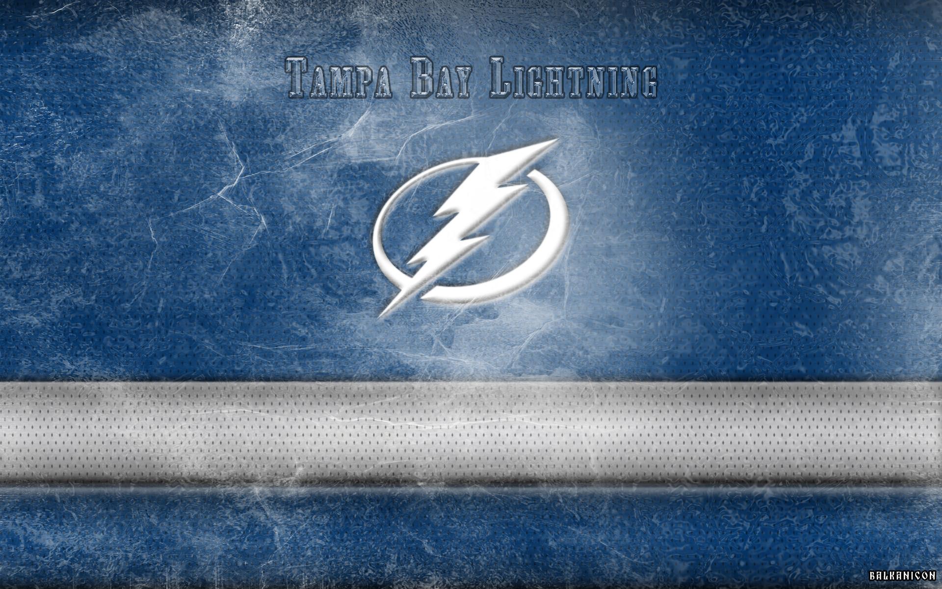 Tampa Bay Lightning Wallpaper By Balkanicon On Deviantart