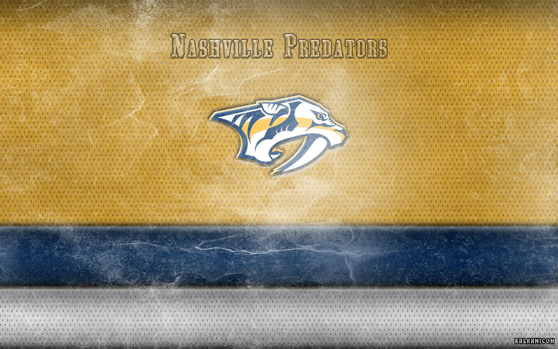 Nashville Predators Wallpaper By Balkanicon