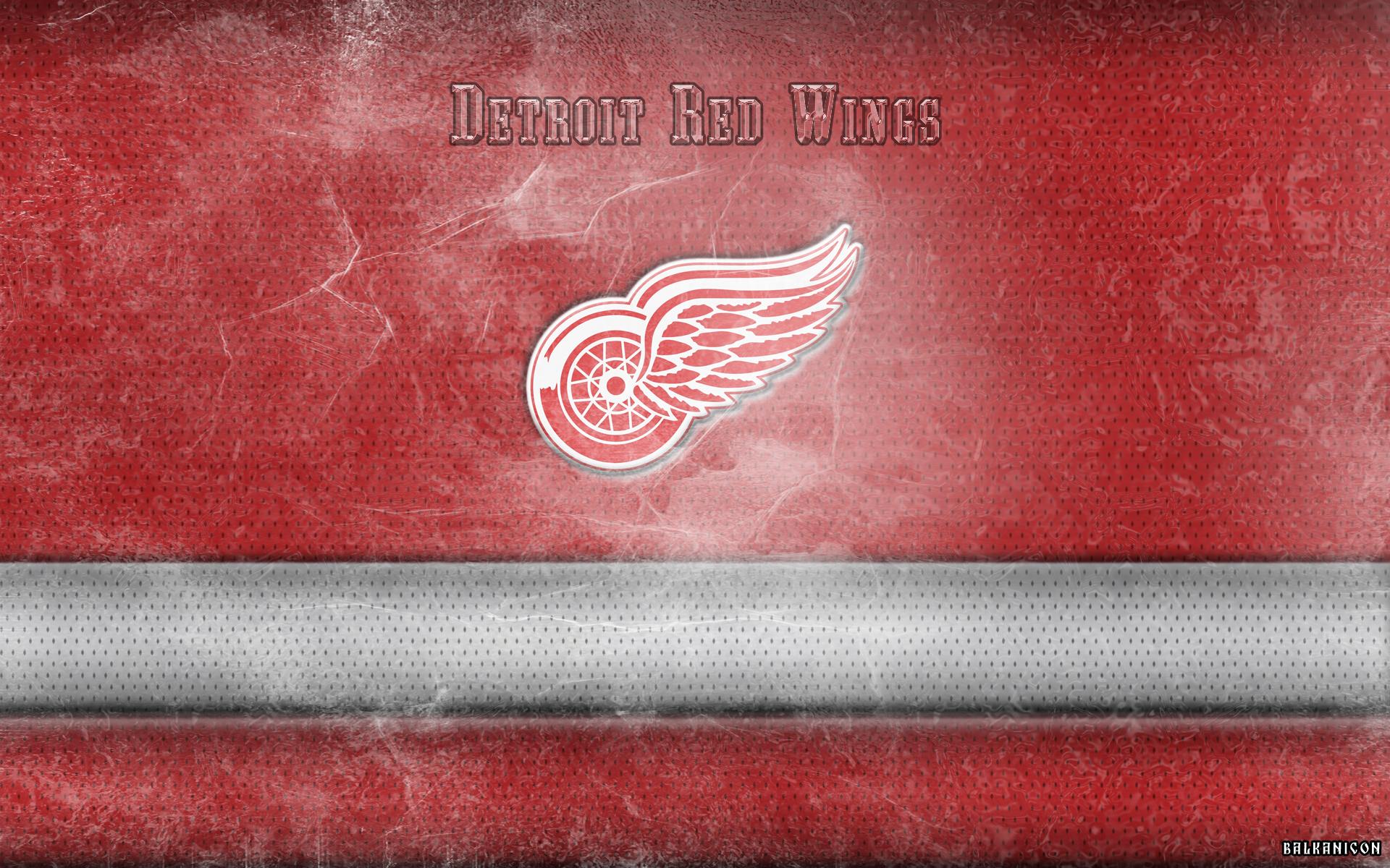 Detroit Red Wings Wallpaper By Balkanicon On Deviantart