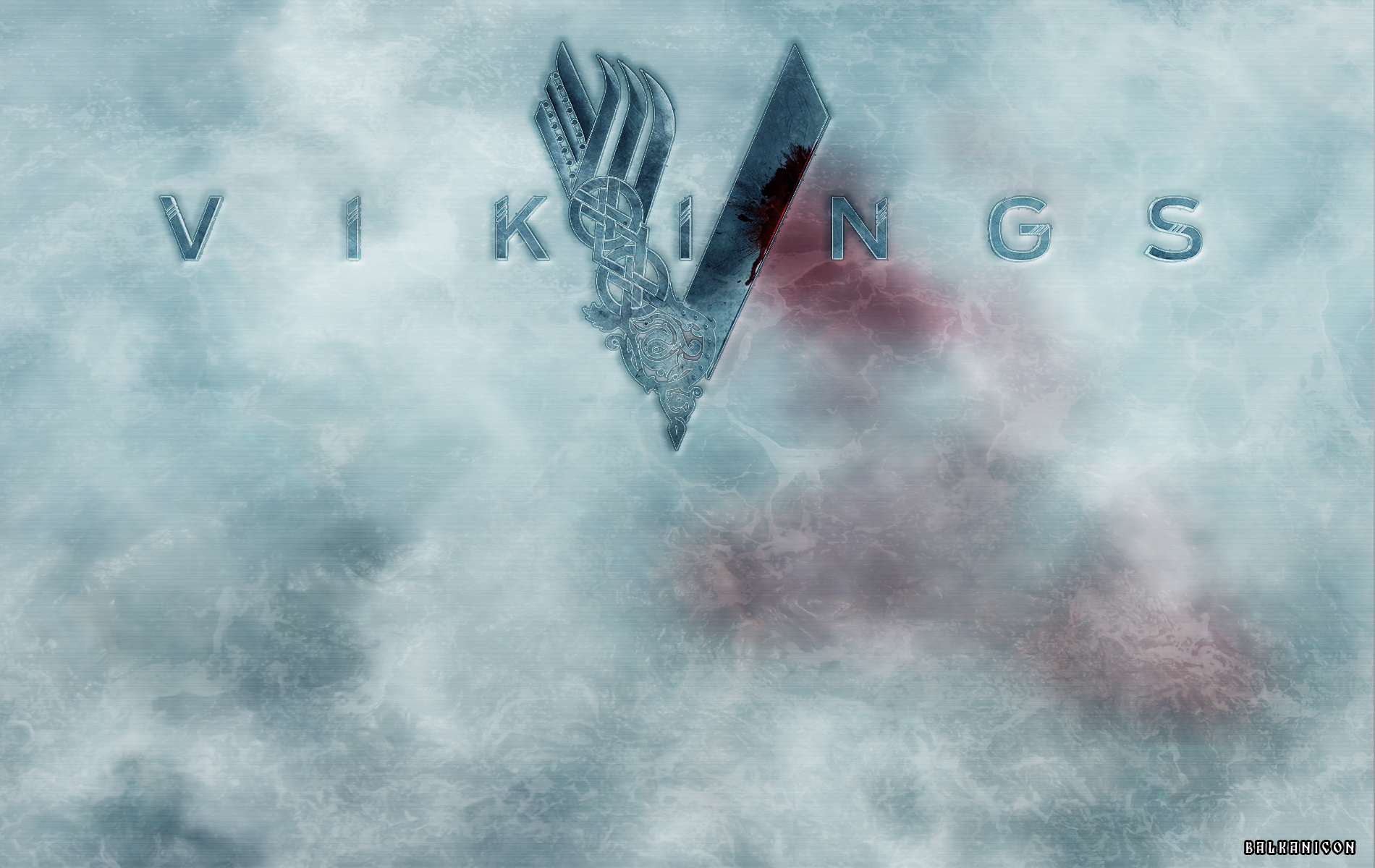 Vikings [TV series] wallpaper by Balkanicon on DeviantArt