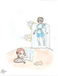 Avatar stuck by yomerome