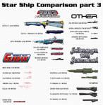 Star Ship Comparison part 3