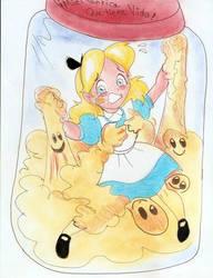 Alice in wonder jam by yomerome