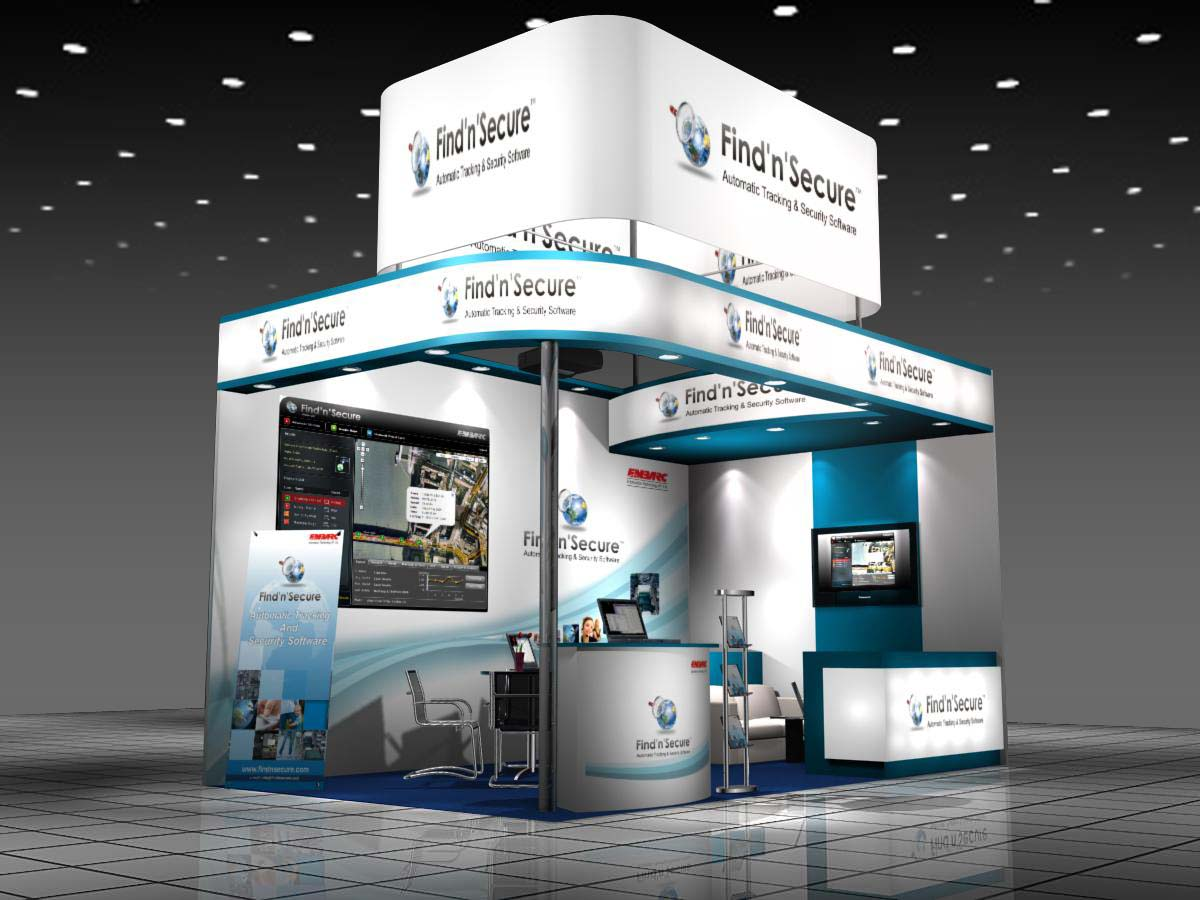 Cosmetic Exhibition Stand Design : Exhibition stand by manindar on deviantart