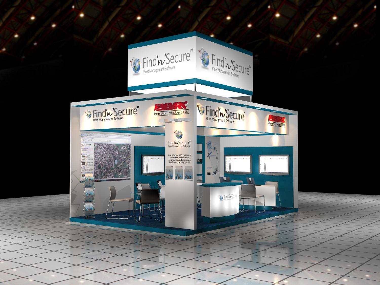 Exhibition Stand Etiquette : D exhibition stand by manindar on deviantart