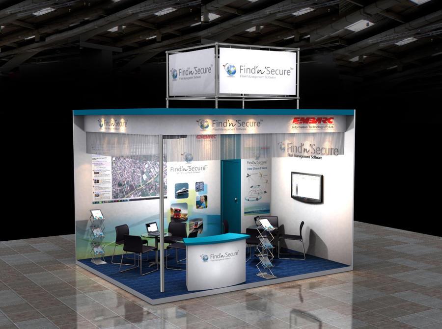 D Exhibition Stands : D exhibition stand by manindar on deviantart